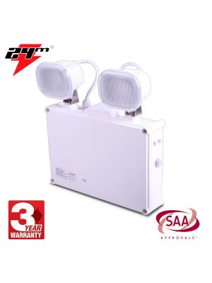 Twin Head LED Flood Light