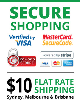 Exit Lights Online secure shopping